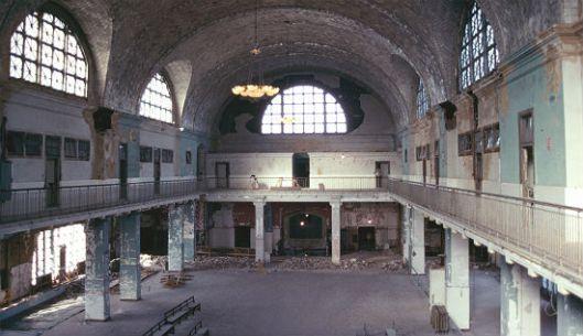 Abandoned Ellis